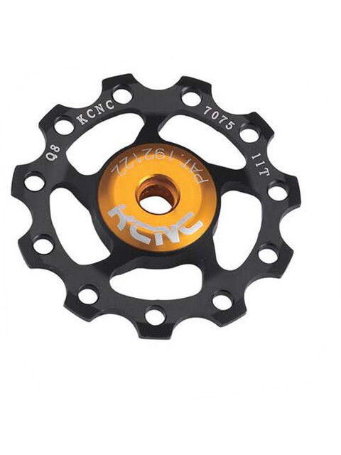 KCNC Jockey Wheel 13 Zähne SS Bearing black
